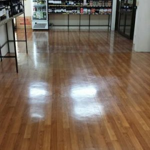 Vinyl Floor cleaning Adelaide after